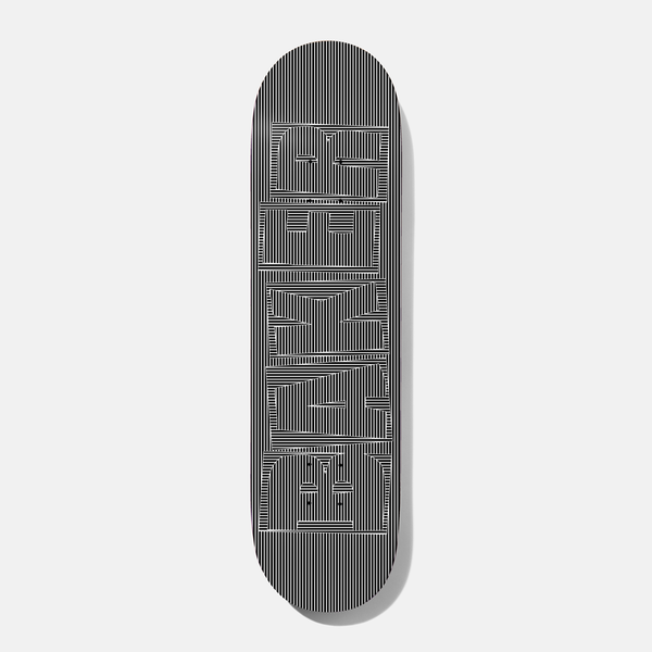 Skateboard - Baker Optical / 8.125