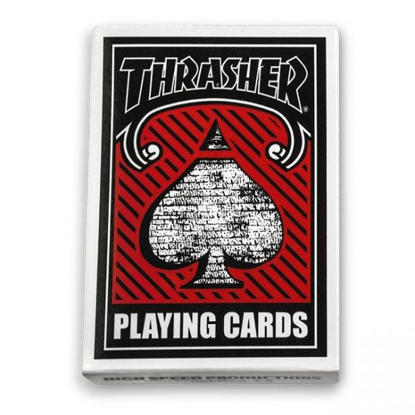 Kort - Trasher Playing Cards