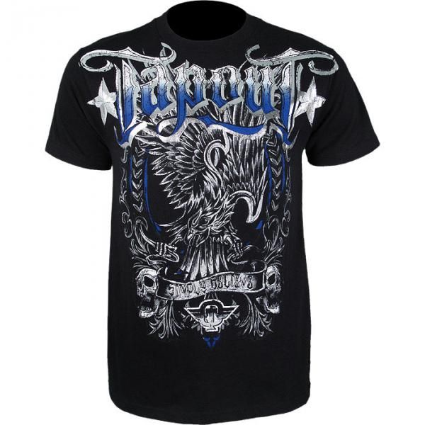 TapouT Rising Eagle Tee, str. S