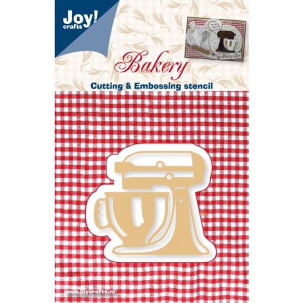 Joy Crafts - 6002-0309 - Electric mixing bowl