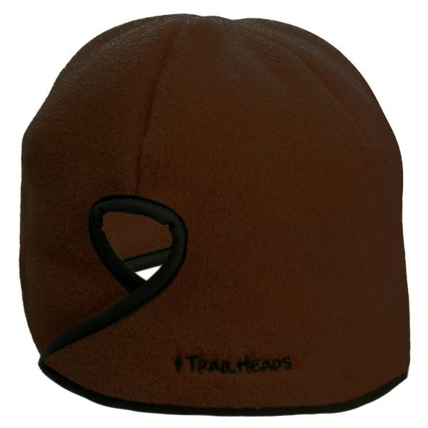 Bilde av Goodbye Girl Ponytail Hat - brun/svart