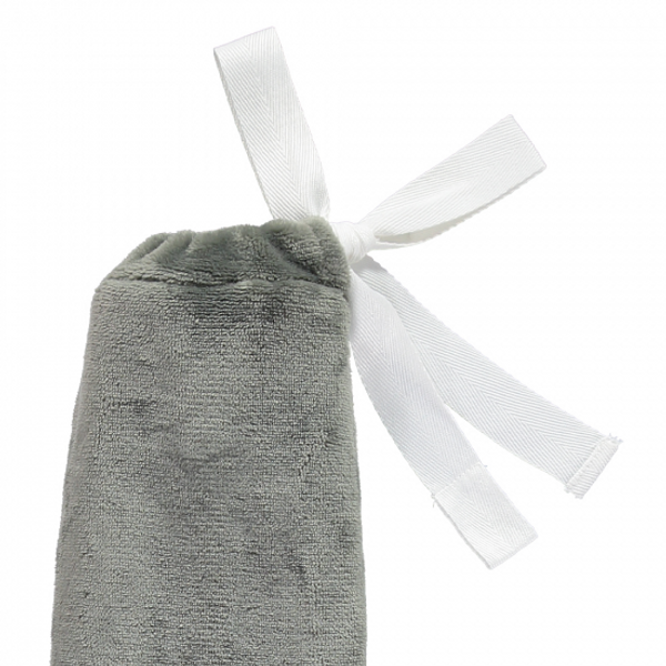 Varmeflaske - Kundalini hot water bottle grey