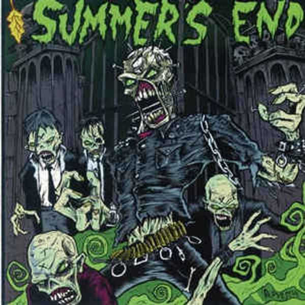 Summer's End ‎– Summer's End CD