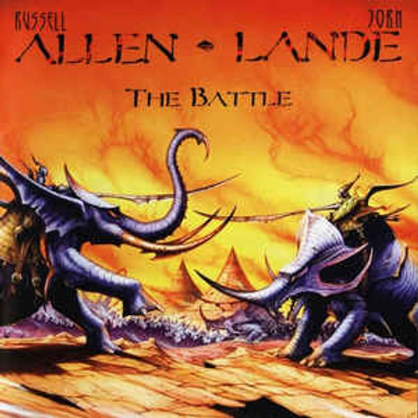 Allen - Lande ‎– The Battle
