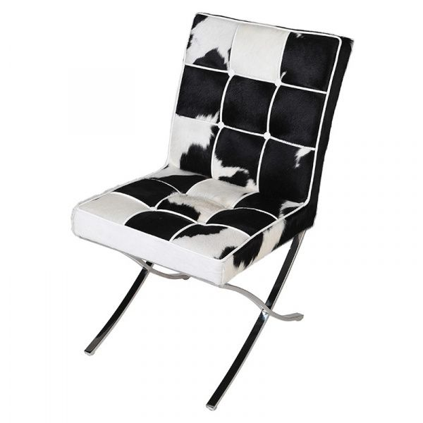 COW DINING CHAIR