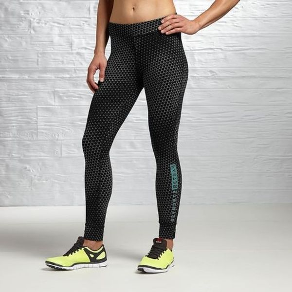 Reebok AOP Workout Tights