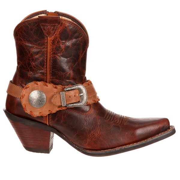 Crush Demi Western Boots