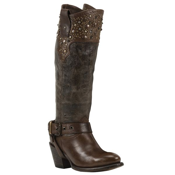 Regulus Brown Boots