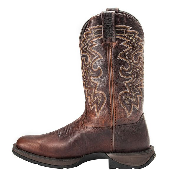 Rebel Pull-On Western Boots