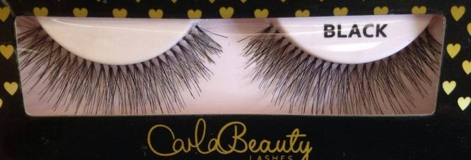 Bilde av Carla Beauty Lashes 808 1par