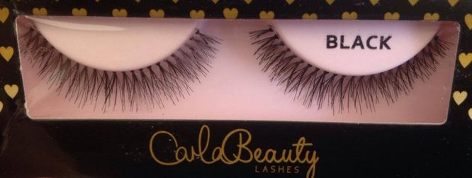 Bilde av Carla Beauty Lashes 40D 1par