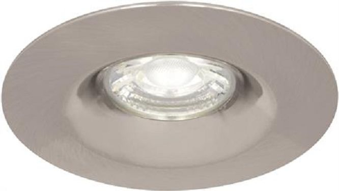 Bilde av Downlight MD-550, 6W, 230V dimbar, Satin, IP65