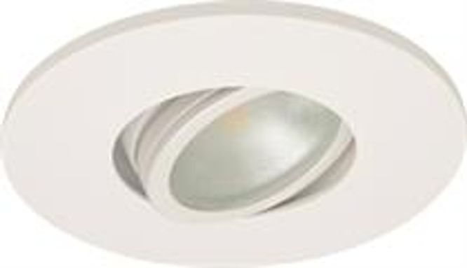 Bilde av Downlight MD-350, LED, 5W, Hvit, Matt, IP44