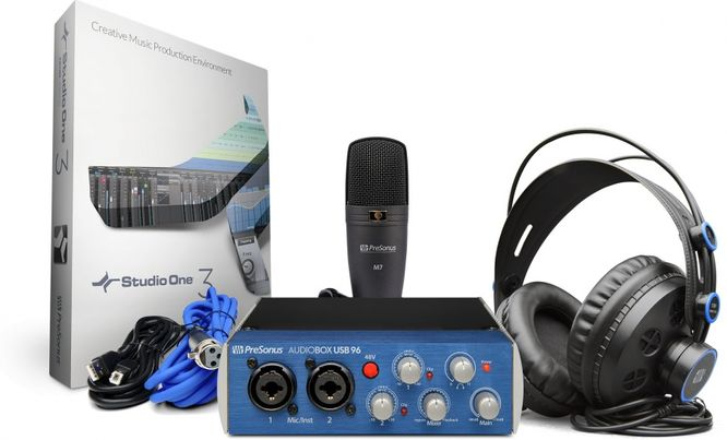 Bilde av Presonus AudioBox USB 96