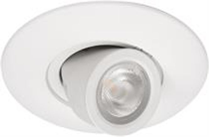 Bilde av LED-downlight MD-760, 5W, Hvit, IP21