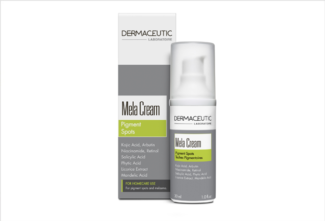 Bilde av Dermaceutic Mela Cream 30ml