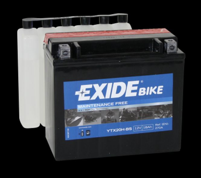 Bilde av Batteri  MC 12 V      YTX20H-BS