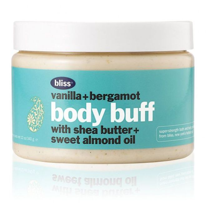 Bilde av Bliss Vanilla + Bergamont Body Buff 340g