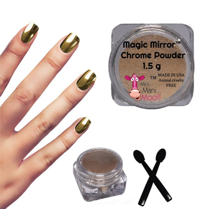 Bilde av Magic Mirror Chrome Powder -