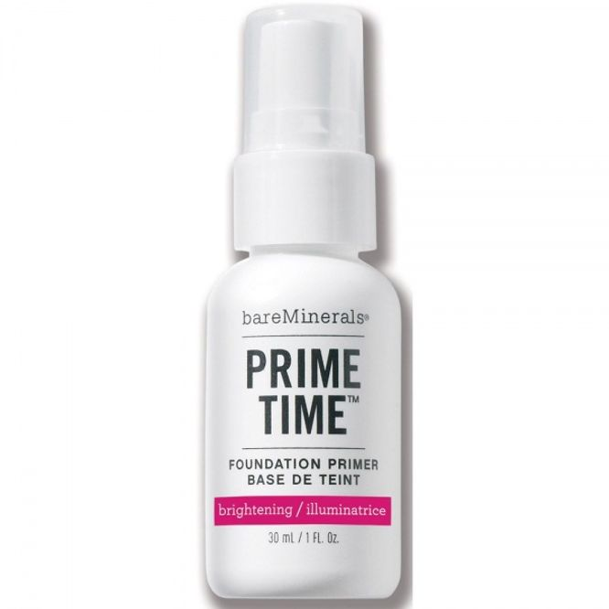 Bilde av bareMinerals Prime Time Brightening Foundation Primer 30ml