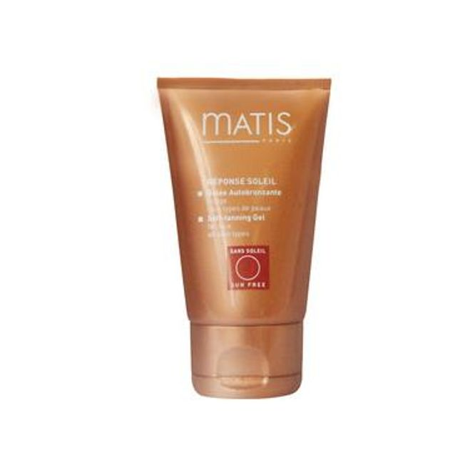 Bilde av Matis Réponse Soleil Self-Tanning Gel For Face 50 ml