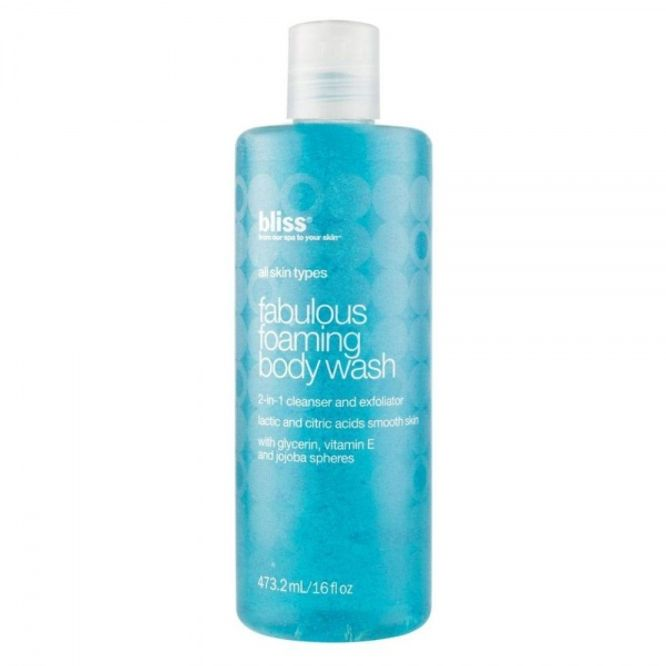 Bilde av Bliss Fabulous Foaming Body Wash 473ml