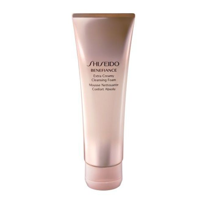 Bilde av Shiseido Benefiance Creamy Cleansing Foam 125ml