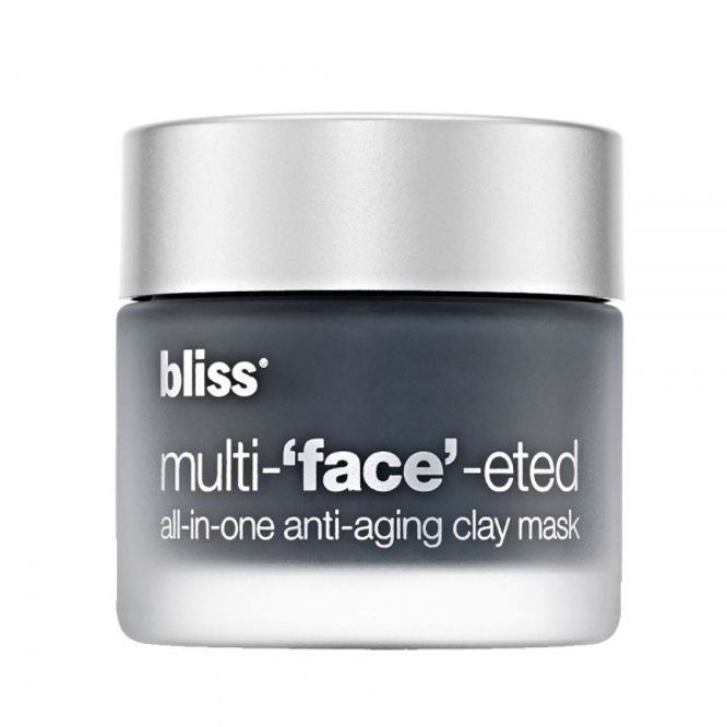 Bilde av Bliss Multi-Face-Eted All-In-One Anti-Aging Clay Mask 50ml