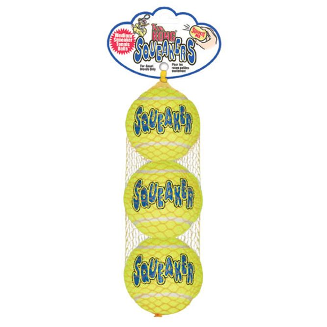 Bilde av Kong Pipeball Medium 3-pack