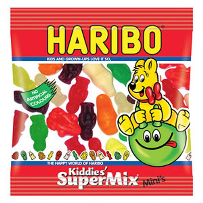 Bilde av Haribo Mini Kiddies