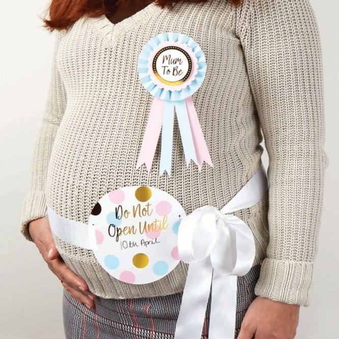 Bilde av Babyshower Mum To Be Ribbon