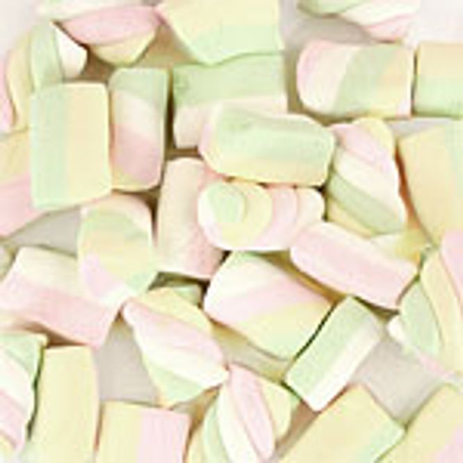 Bilde av Marshmallows Twists 200g