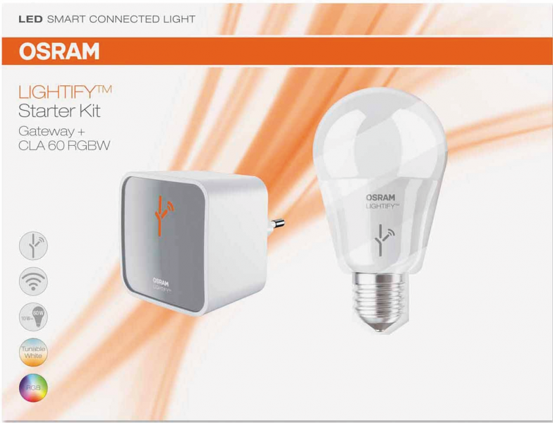 OSRAM Lightify Start Kit