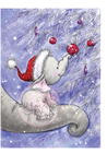 Wild Rose Studio - CL256 - First Christmas