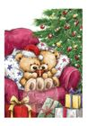 Wild Rose Studio - CL276 - Teddy Giving
