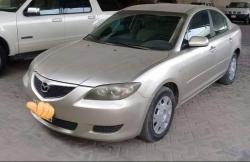 سيارة مازدا 3 - 2005 نظيفه