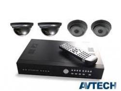 نظام المراقبه التلفزيونيه AVTECH ماركه   تايوانى