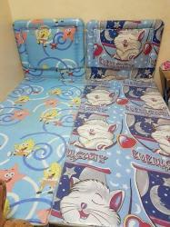٢ سرير اطفال نظيفه