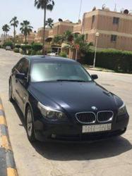 BMW 2008 523i نظيفه