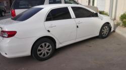 سيارة تويوتا كرولا للبيع