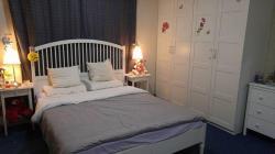 غرفة نوم بالكامل من ايكيا