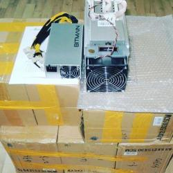 Buy New Antminer S9, L3+, D3 Whatsapp : +13164259487