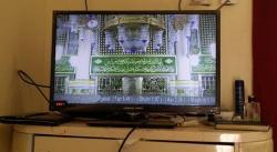 تليفزيون جينرال مع الريسيفر والطبق والسلك