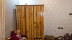 غرفة نوم للبيع ومعاها دولاب اطفال