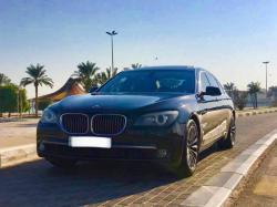 BMW740 Li موديل ٢٠٠٩