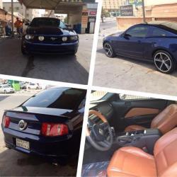 موستنج GT2011