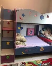 غرفه اطفال بحاله ممتازه