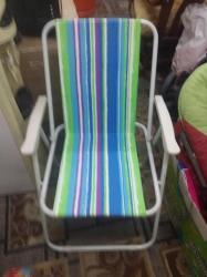 عدد 2 كرسي بحر بحالة نظيفة