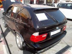 BMWx5 موديل2003  مستخدم نظيف