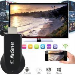 وصلةMiraScreen لعرض أجهزة الجوال بالتلفاز لعرض الأفلام والعروض واليوتيوب